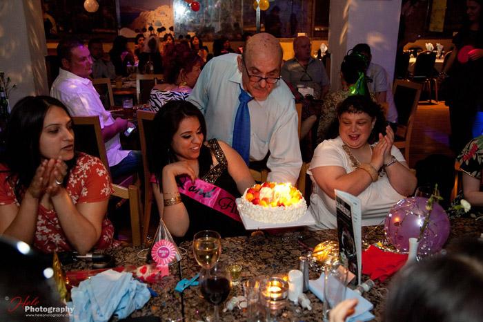 Restaurants In London Happy Birthday