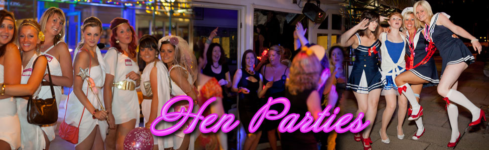 greek restaurant hen parties